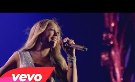 "Mariah Carey ""Infinity"" Music Video"