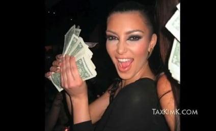 Kim Kardashian Kalled Out by Kalifornia Tax Proponents