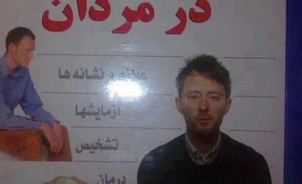 Thom Yorke Featured on Cover of Iranian Sex Book, Because That's Not Random at All