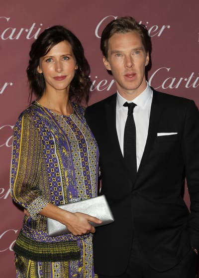 Benedict Cumberbatch and Sophie Hunter: Pregnant?