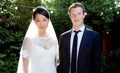 Mark Zuckerberg and Priscilla Chan: Married!