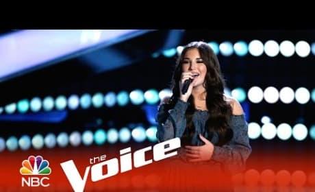 Deanna Johnson - All I Want (The Voice)