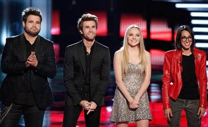 The Voice Winner: Crowned!