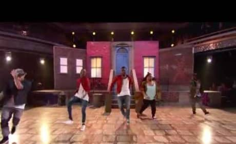 Jason Derulo Dancing with the Stars Performance