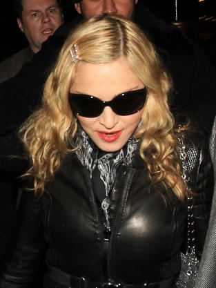 Madonna in Stealth Mode