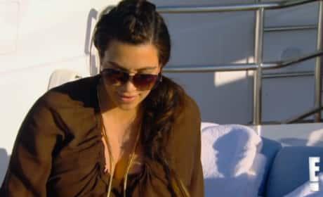 Kim Kardashian Baby Name Debate
