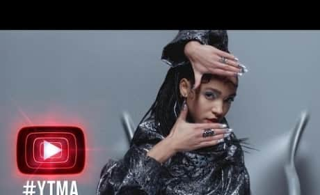 "FKA Twigs - ""Glass & Patron"""