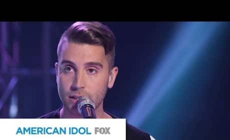"""Nick Fradiani - """"I Won't Give Up"""""""