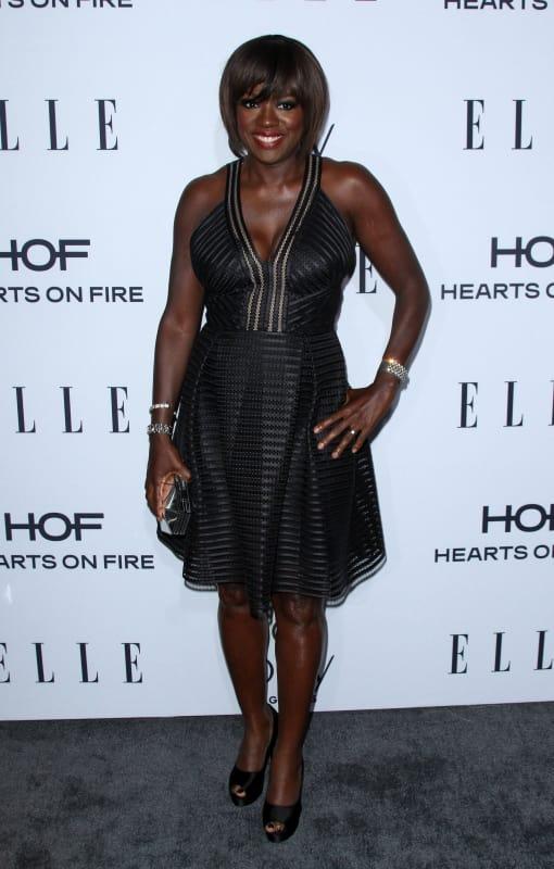 Viola Davis: ELLE's Women In Television Celebration
