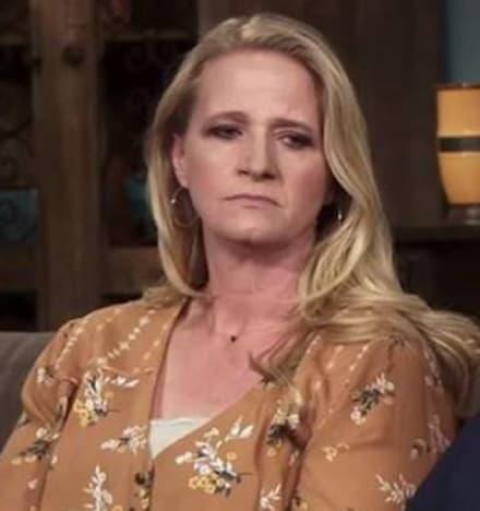 Christine Brown Sangat Sedih