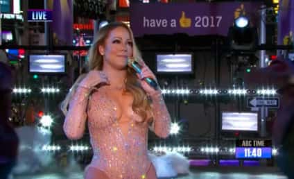 Mariah Carey: I Was Foiled on New Year's Eve!