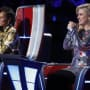 Kelly Clarkson, Alicia Keys on The Voice Season 14