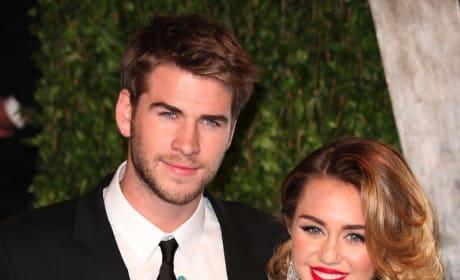 Liam Hemsworth Embarrassed By Miley Cyrus