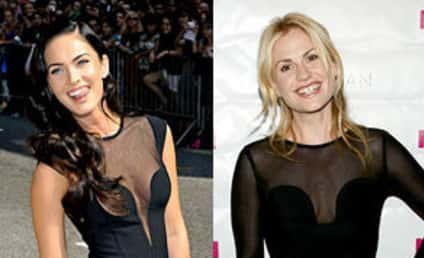 Megan Fox or Anna Paquin: Who Wears It Better?