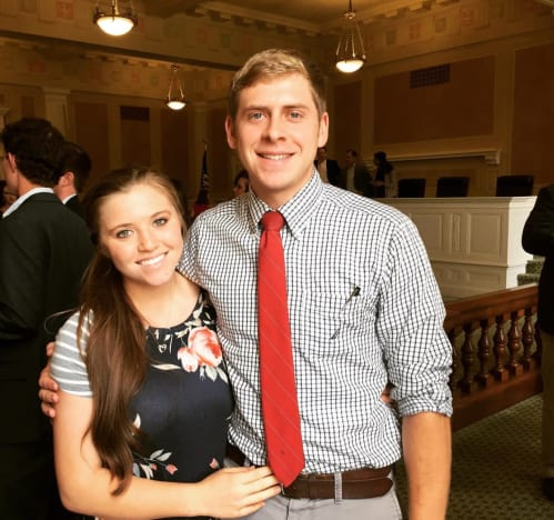Joy-Anna Duggar and Austin Forsyth: Young Republicans