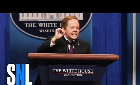 Saturday Night Live Takes on Sean Spicer and Jeff Sessions in Hilarious Opening!