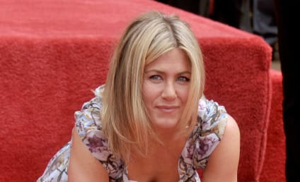 Jennifer Aniston Cements Place in Hollywood