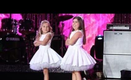 "Sophia Grace & Rosie Return to Ellen, Perform ""Can't Hold Us"""