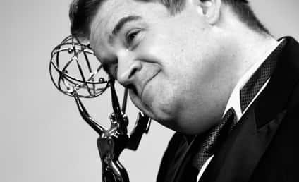 Patton Oswalt Wins Emmy, Pays Tribute to Late Wife