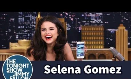 Selena Gomez to Jimmy Fallon: I Believe in Ghosts!