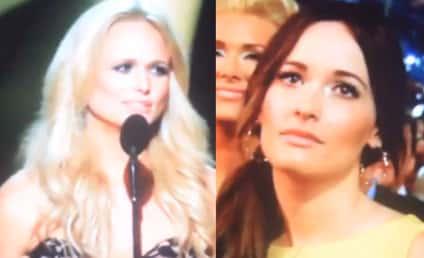 Miranda Lambert Wins CMA Award, Kacey Musgraves is Not Impressed