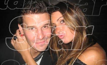 Rachel Uchitel Bones David Boreanaz!