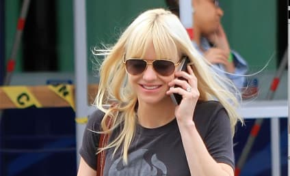 Anna Faris Speaks Out on Divorce, Thanks Fans For Support