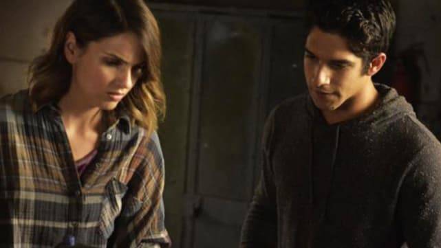 Scott and malia teen wolf
