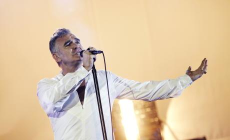 Morrissey Photograph