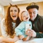 Audrey and jeremy roloff and ember