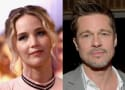 Brad Pitt & Jennifer Lawrence: Dating?!