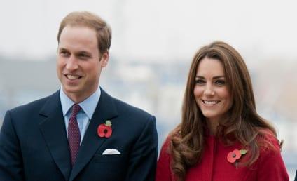 Newly-Single Kate Middleton Ogled By Passerby