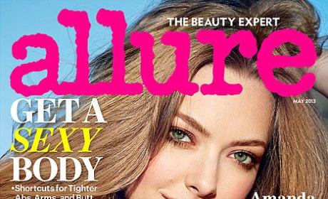 Amanda Seyfried Allure Cover