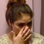 Fernanda cries
