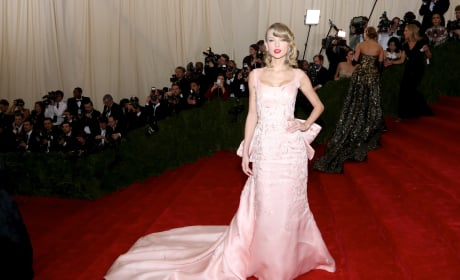 Taylor Swift at the MET Gala