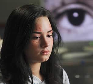 Demi on Greys