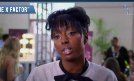 Ashly Williams on The X Factor