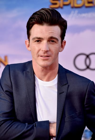 Drake Bell at Premiere