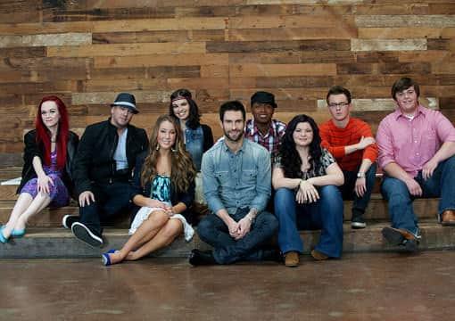 The Voice: Team Adam Levine