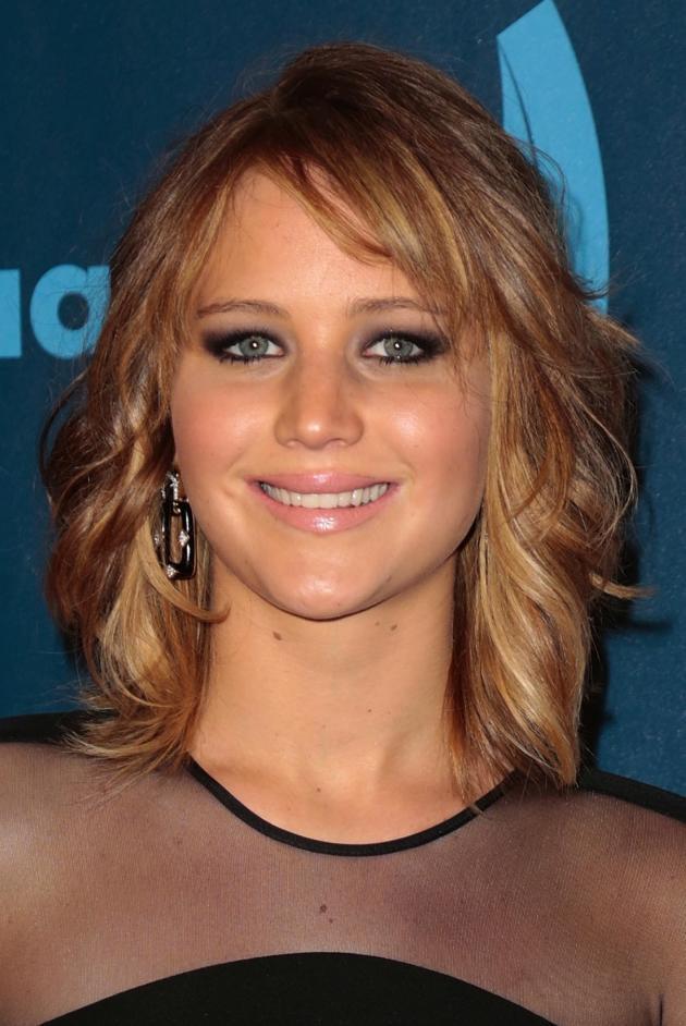 Jennifer Lawrence, Short Hair