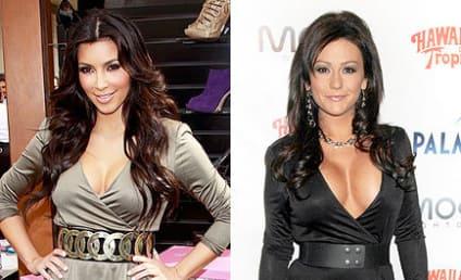 Fashion Face-Off: Kim Kardashian vs. J-Woww