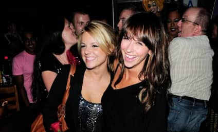Random Celebrity Sighting of the Week: Ali Fedotowsky and Jennifer Love Hewitt