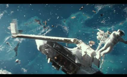 Gravity Trailer: Will George Clooney, Sandra Bullock Survive?