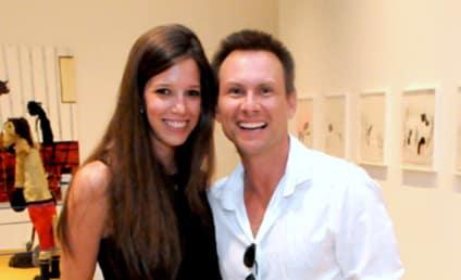 Christian Slater and Brittany Lopez: Married!