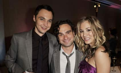 Kaley Cuoco Signs $90 MILLION Deal to Return to The Big Bang Theory!