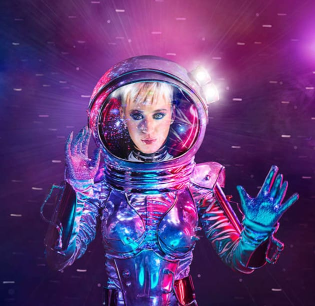 Katy Perry Host Pic