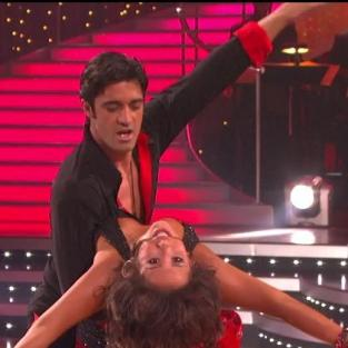 Gilles Marini and Cheryl Burke Photo