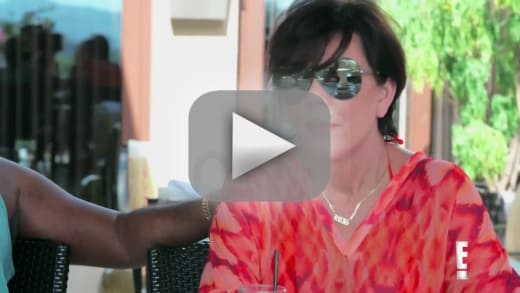 Kris Jenner Sounds BONKERS on Camera: Watch!