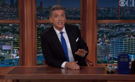 Craig Ferguson Announces Late Late Show Departure