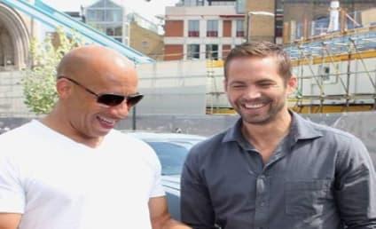 Vin Diesel Pays Tribute to Paul Walker Via Moving Facebook Video
